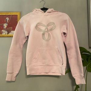TNA Pink Pullover Hoodie